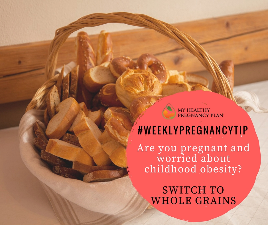 How switching your grains in pregnancy may impact your
